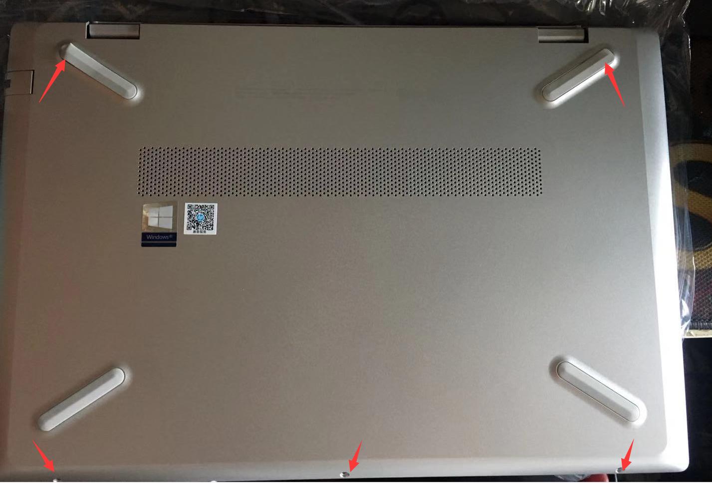 【视频】惠普星系列 星14-CE2016TX  14-CE2xxx系列 笔记本 拆机升级加装内存固态机械硬盘视频教程