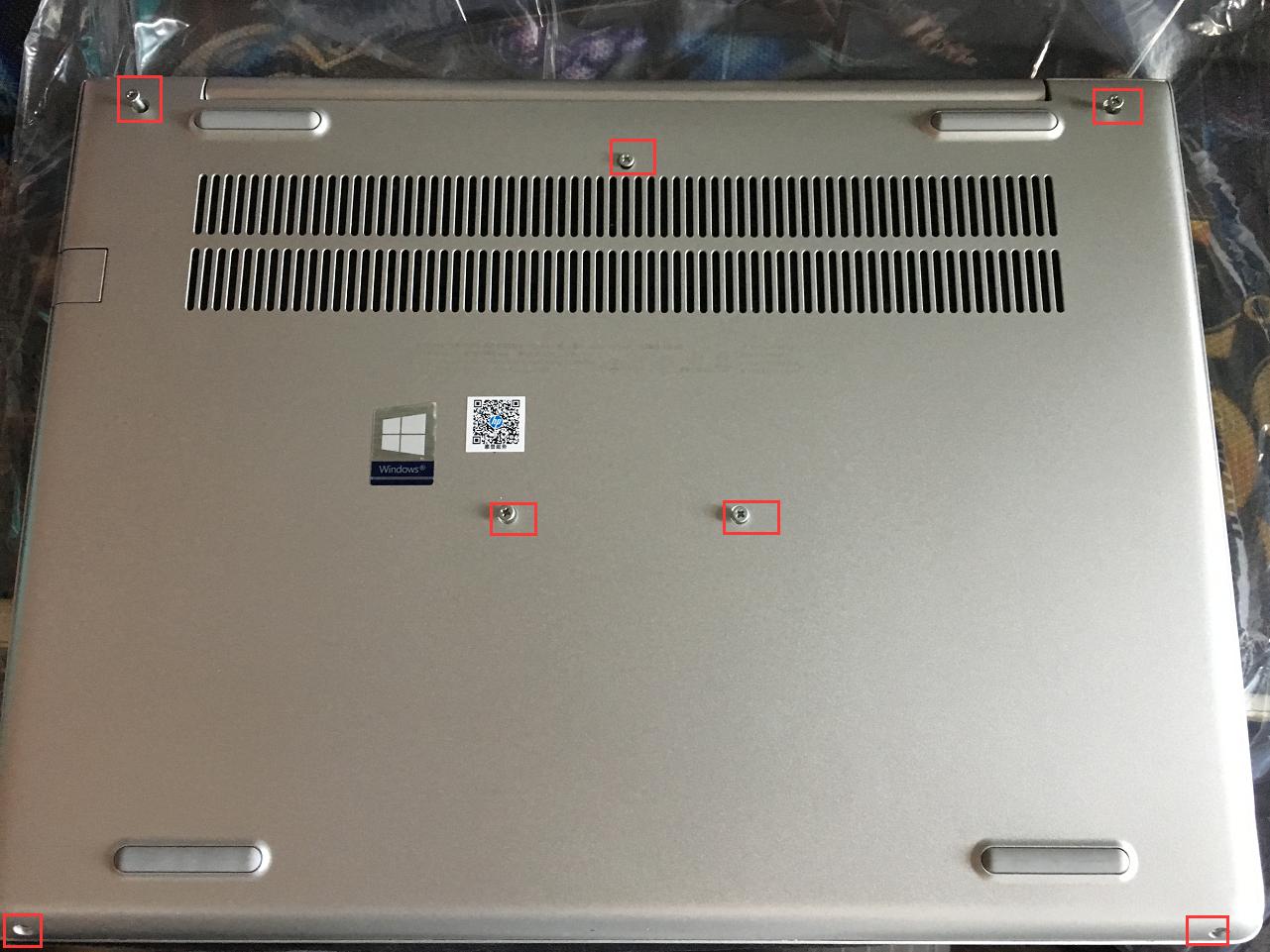【视频】惠普HP Probook 430 G6 系列拆机视频拆机加内存硬盘升级
